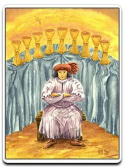 June-2014 Tarot