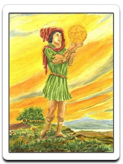 July-2014 Tarot