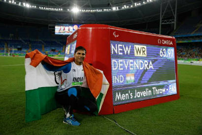 Devendra Jhajharia's Paralympic Glory: Find out how the planets complemented his brilliant efforts.