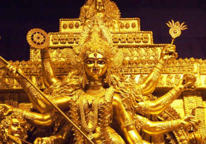 Special Mantras To Generate Positive Vibrations – Here's Presenting The Mantras Of The 9 Goddesses