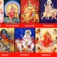 Maha Navratri: 9 Goddesses And Their Legends – Things You Need To Know