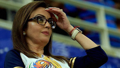 Will Nita Ambani play a significant  role in IOC?