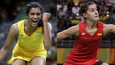 Touch-and-go tie between Sindhu and Marin on the cards