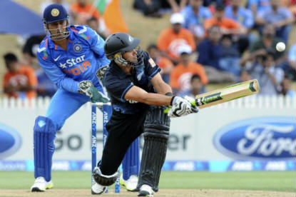 5th ODI India v New Zealand