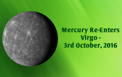 Mercury Returns To Virgo: How Will It Impact You? Find Out In The Moon Sign Based Predictions