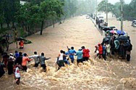 Natural Calamities Likely To Hit India