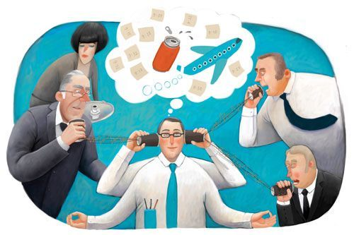 How to Handle Work Overload