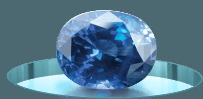 Nilam/Blue Sapphire Grade 4-3 Carat