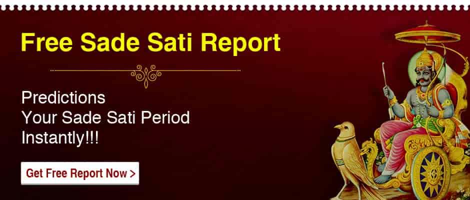 Sade Sati Report   Shani Sade Sati Remedies